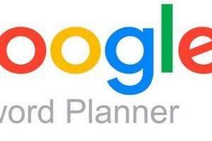 google kelime planlayıcısı