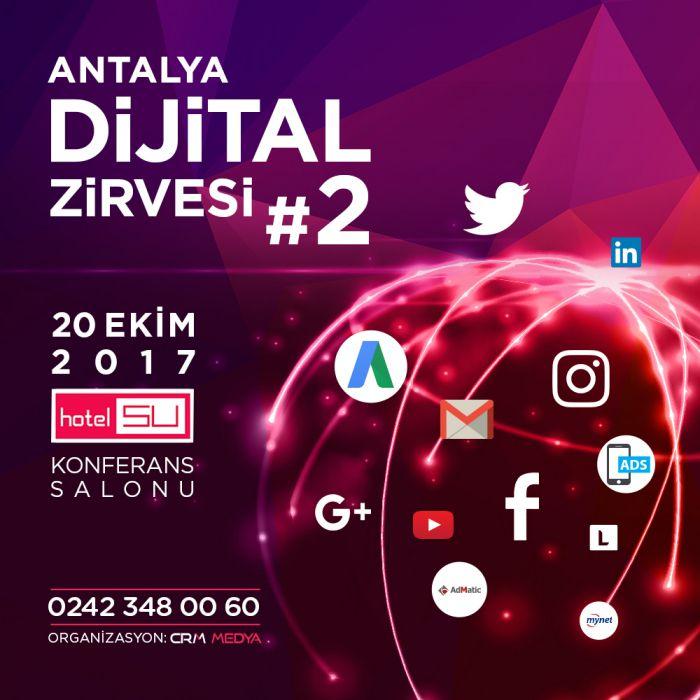Antalya Dijital Zirvesi
