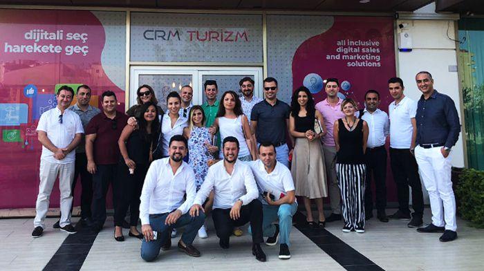 CRM Akademi, Turizm Profesyonellerini Buluşturuyor!