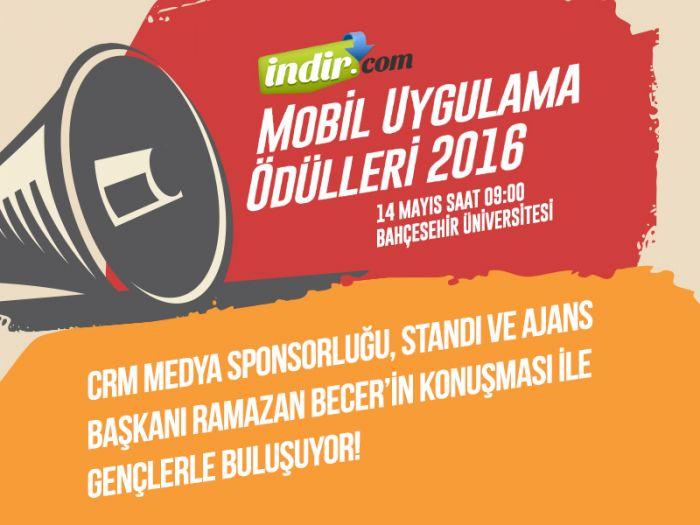 Crm Medya, 14 Mayıs'ta Bahçeşehir Üniversite'nde!
