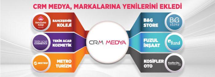Crm Medya, Markalarına Yenilerini Ekledi