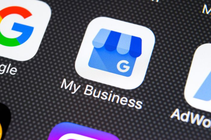 Google My Business Broadcast
