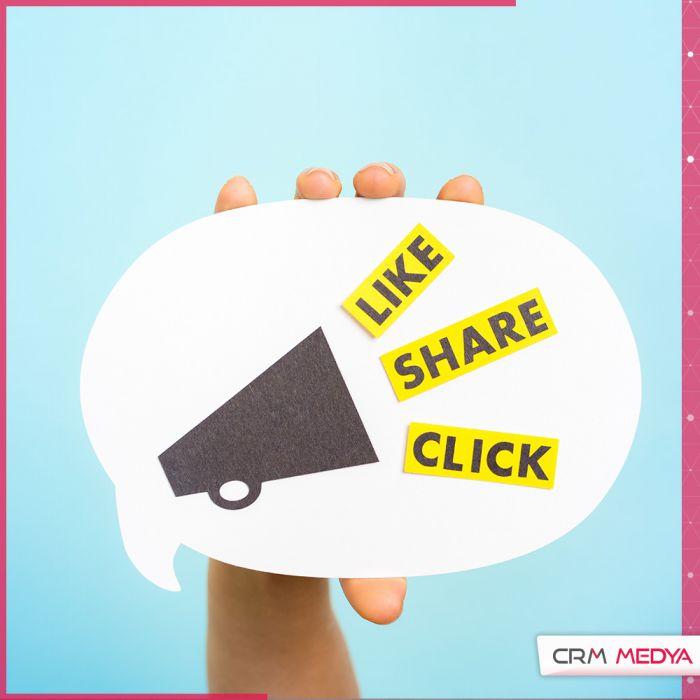 Sosyal Medya Reklamları Tıklanma Oranı