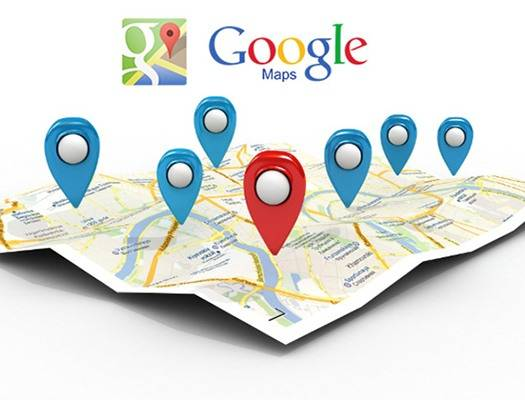 google harita