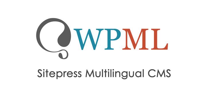 sitepress multilingual cms (wpml)