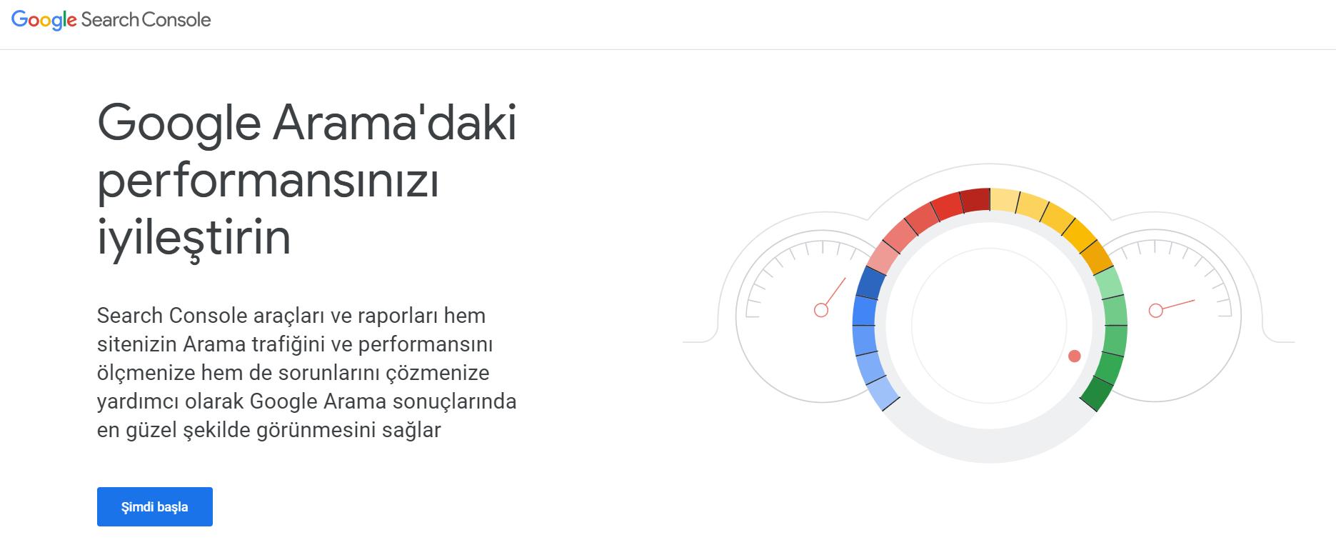google search console nasıl kurulur